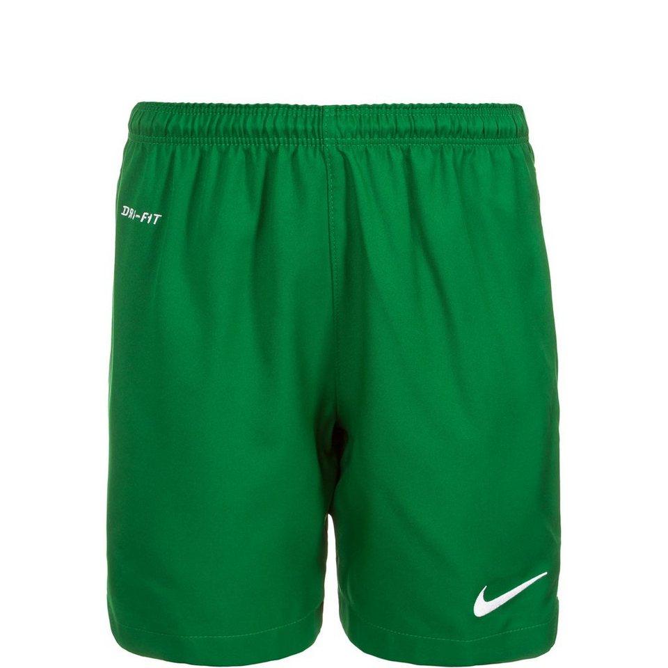 NIKE Laser II Short Kinder in grün / weiß