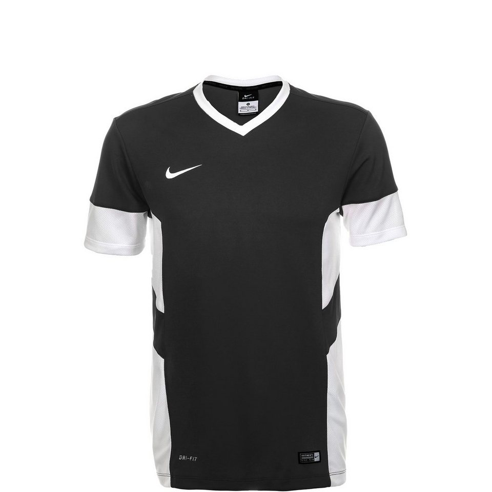 NIKE Academy 14 Trainingsshirt Kinder in schwarz / weiß