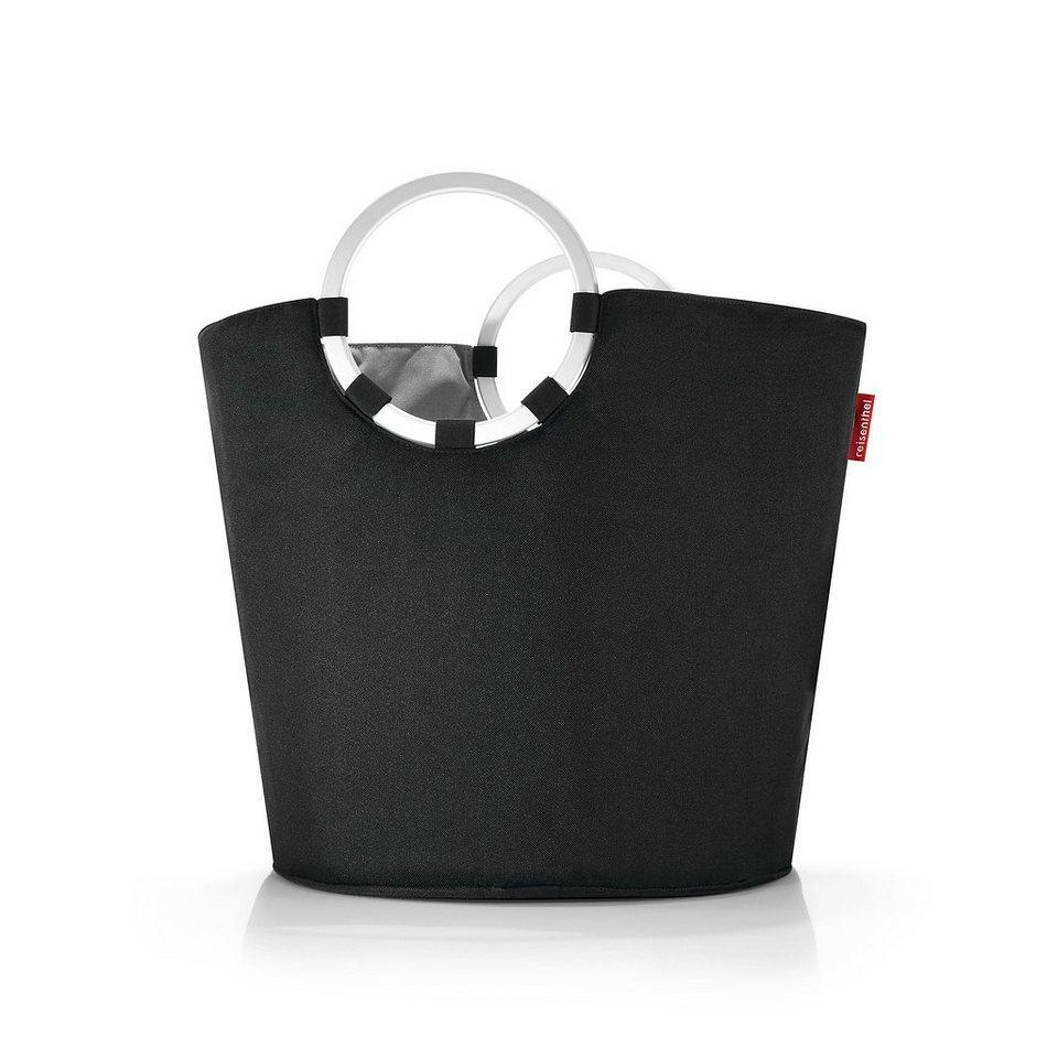 REISENTHEL® Wäschekorb »Loophome« in schwarz