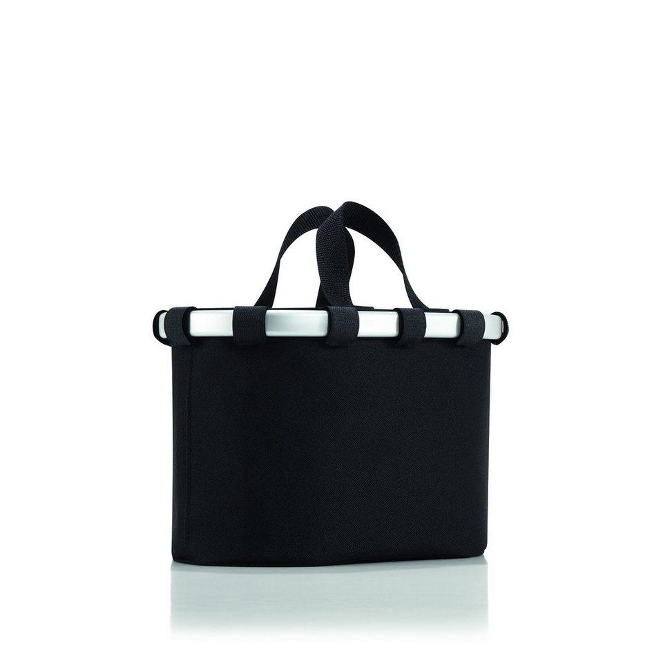 Reisenthel® Korb Ovalbasket S in schwarz