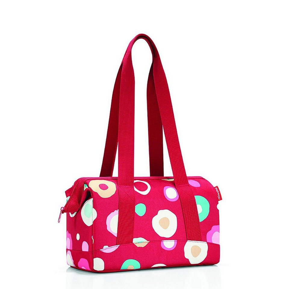 Reisenthel® Allrounder S funky dots 2 in rot