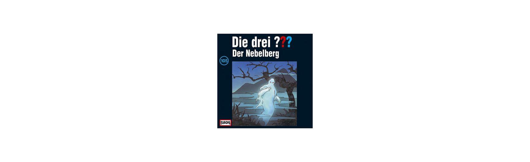 SONY BMG MUSIC CD Die drei ??? 105 (Der Nebelberg)