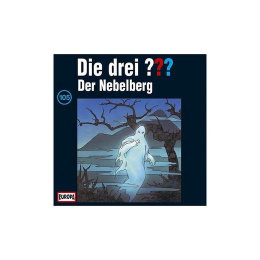 Sony CD Die drei ??? 105 (Der Nebelberg)