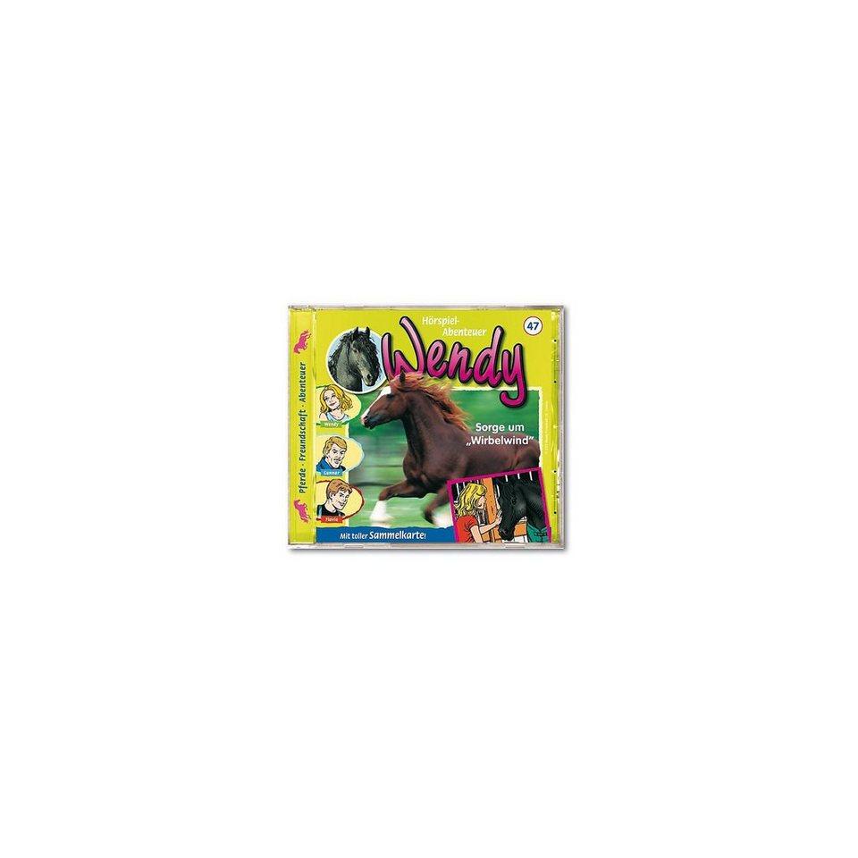 Kiddinx CD Wendy 47 (Sorge um Wirbelwind)