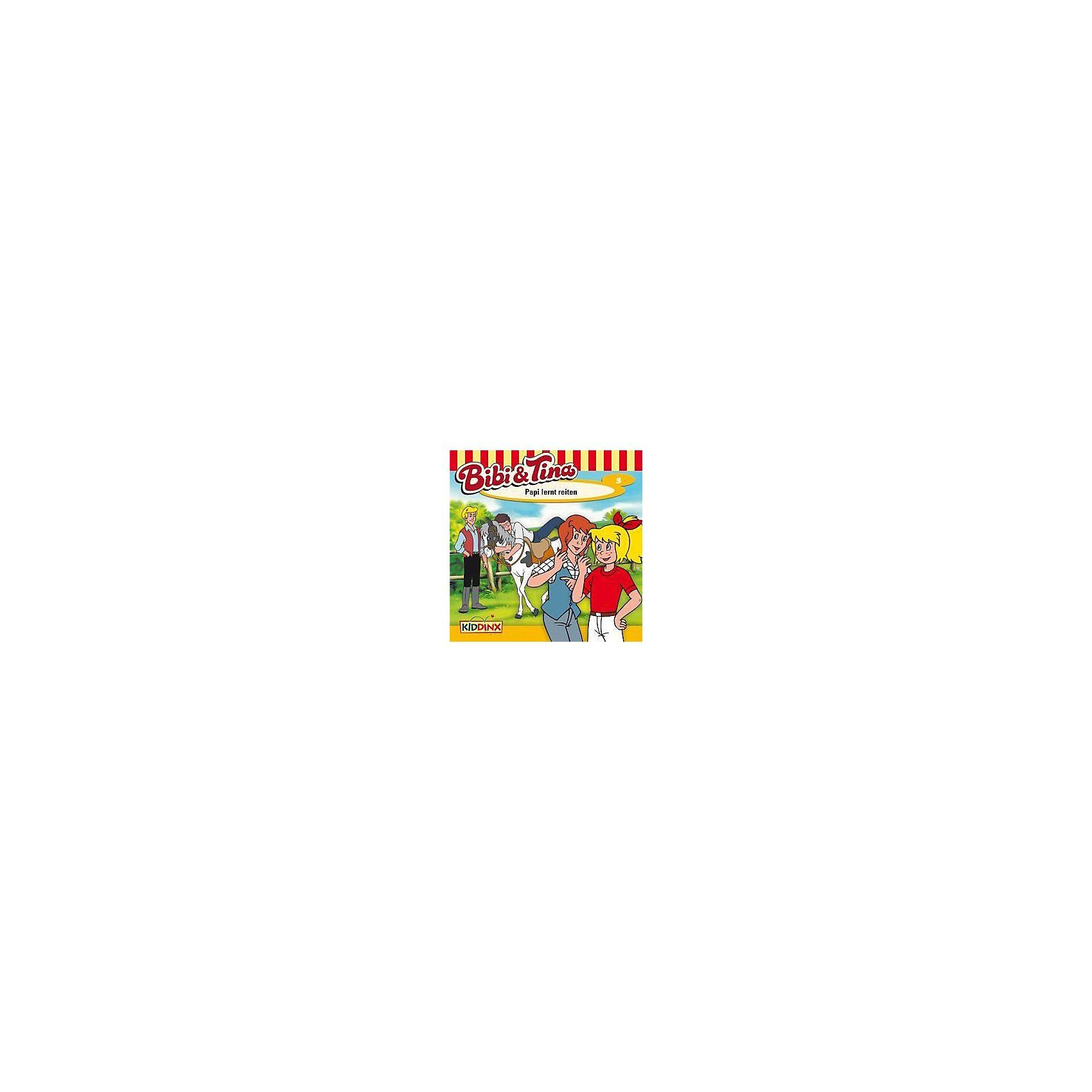 Kiddinx CD Bibi & Tina 03 - Papi lernt reiten