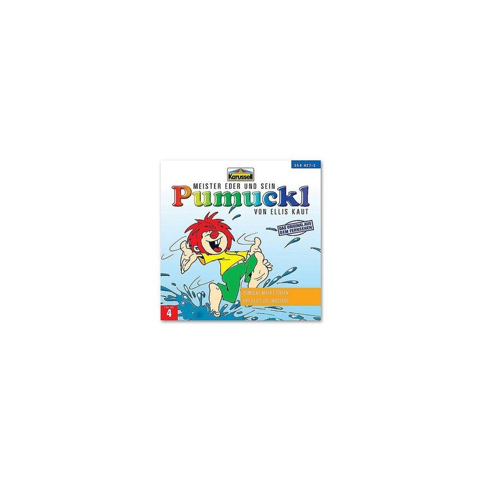 Universal Music GmbH CD Pumuckl 4 - Macht Ferien/ Der Geist des Wassers