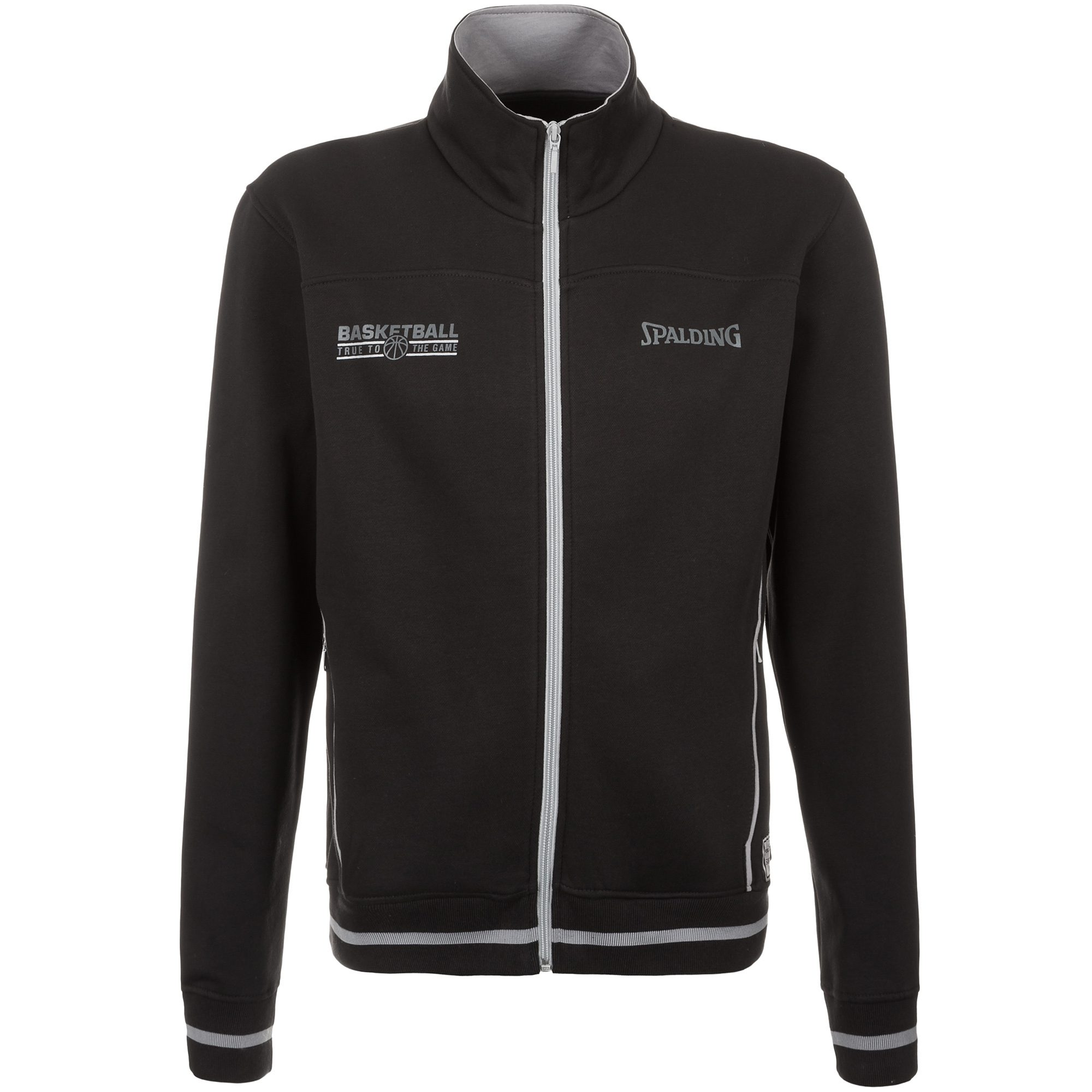 SPALDING Team Zipper Trainingsjacke Kinder