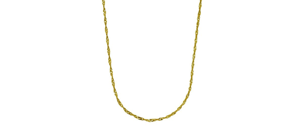 Fascination by Ellen K. Kette »333/- Gelbgold 45cm«