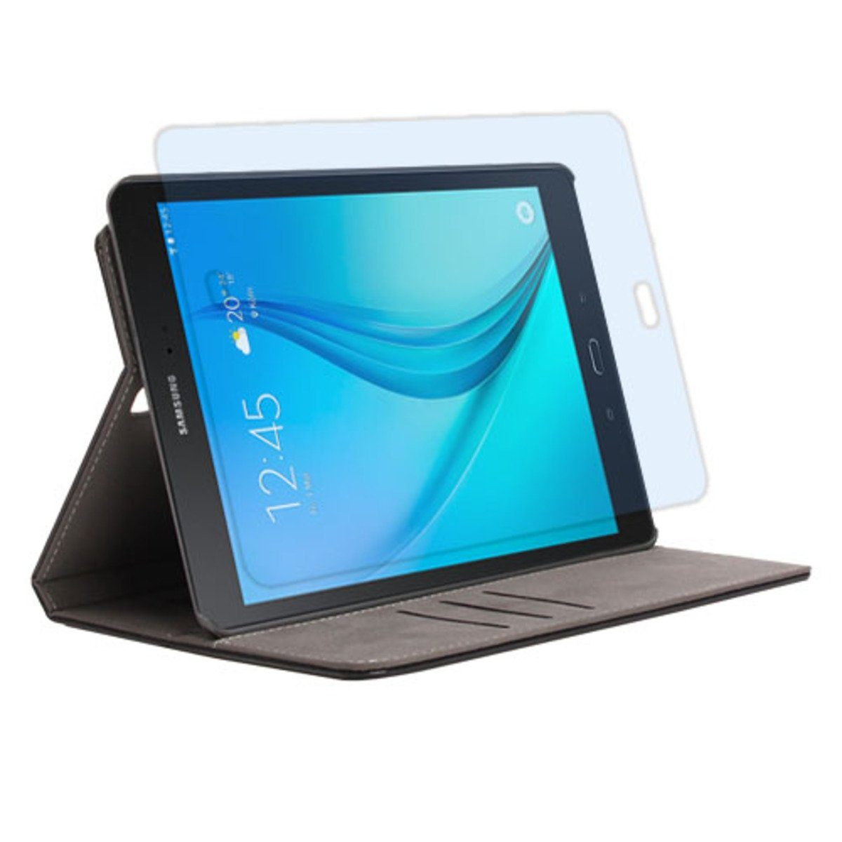 PEDEA Tablettasche »Tablettasche für Samsung Galaxy Tab A 9.7 + Folie«