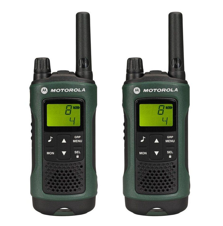 Motorola Funkgerät »TLKR T81 Hunter DUO« in Grün-Schwarz