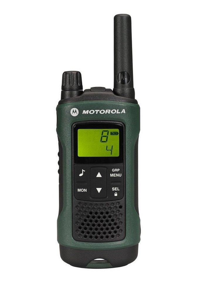 Motorola Funkgerät »TLKR T81 Hunter« in Grün-Schwarz