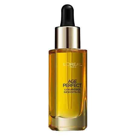 L'Oreal Paris, »Öl Richesse«, Gesichts-Öl für normale Haut