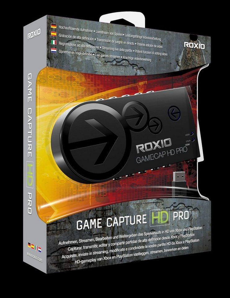 COREL Adapter »Game Capture HD Pro (ML) (RGCHDPR1MLEU)« in schwarz