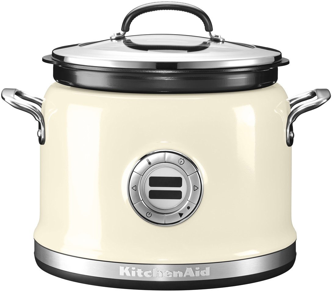 KitchenAid® Multi-Cooker 5KMC4241EAC, crème