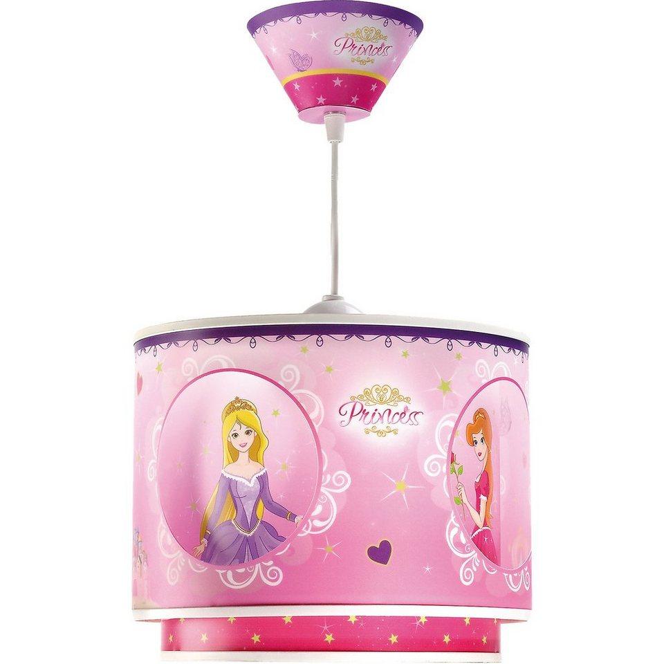 Dalber Hängelampe Prinzessin, pink in pink