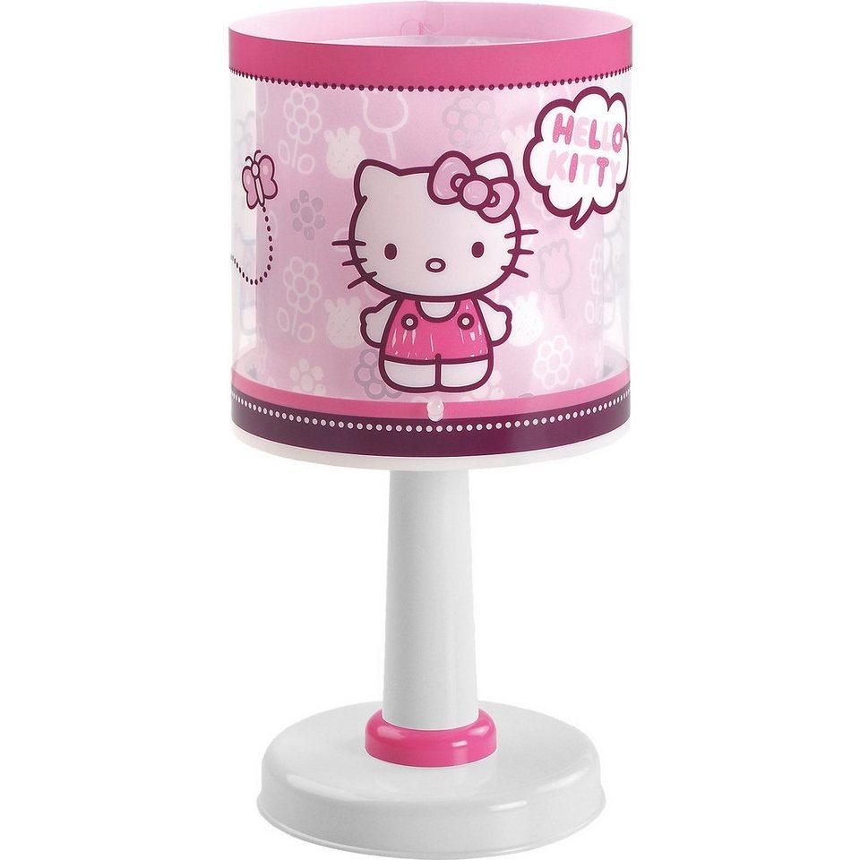Dalber Tischlampe Hello Kitty, rosa in rosa