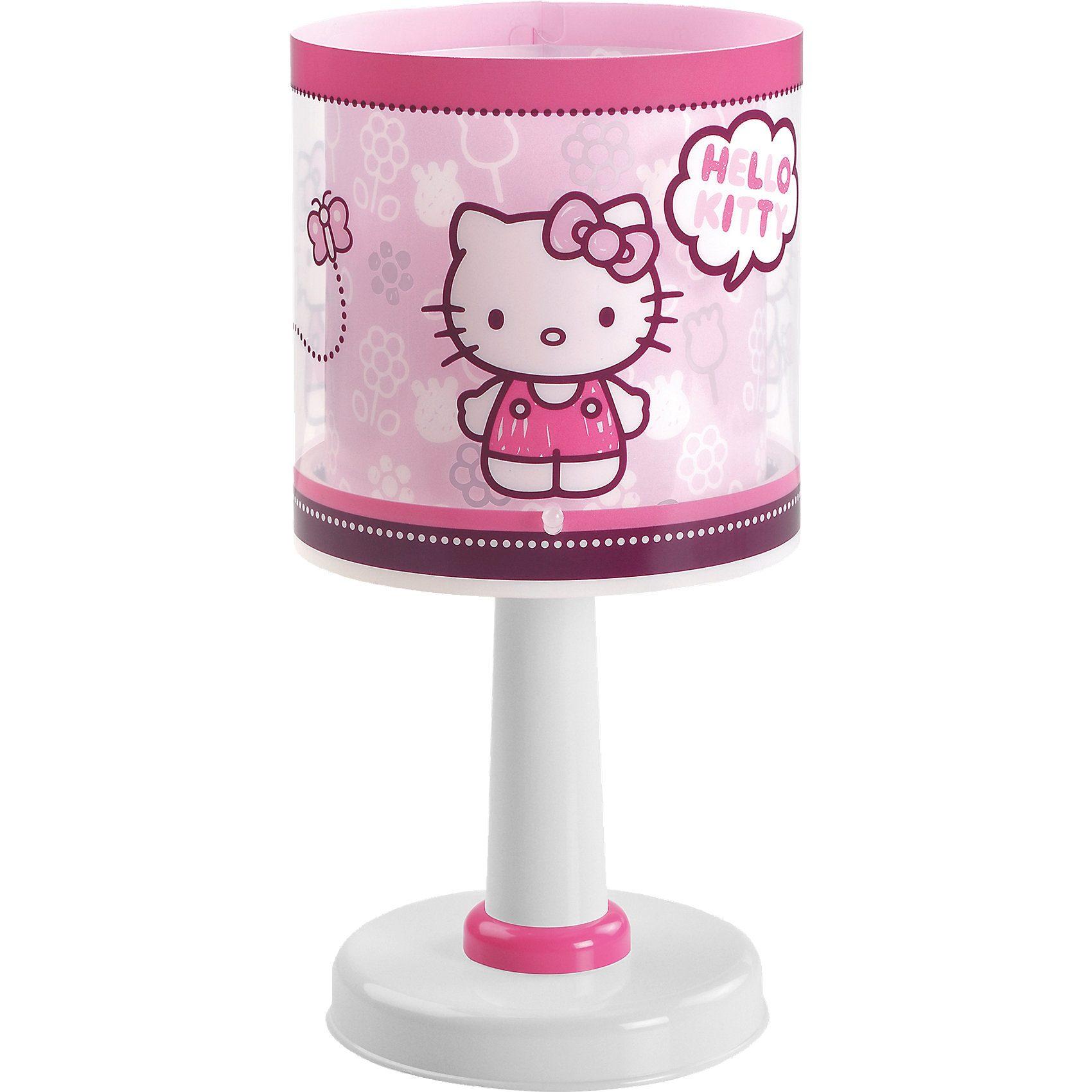 Dalber Tischlampe Hello Kitty, rosa