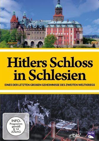 DVD »Hitlers Schloss in Schlesien«