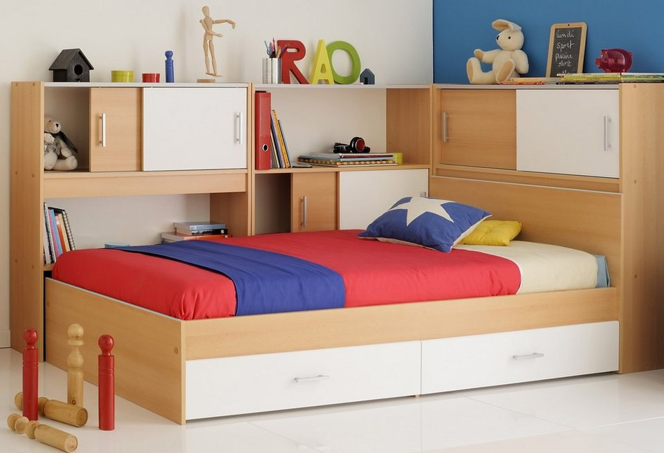 parisot bett set snoopy 1 5 tlg online kaufen otto. Black Bedroom Furniture Sets. Home Design Ideas