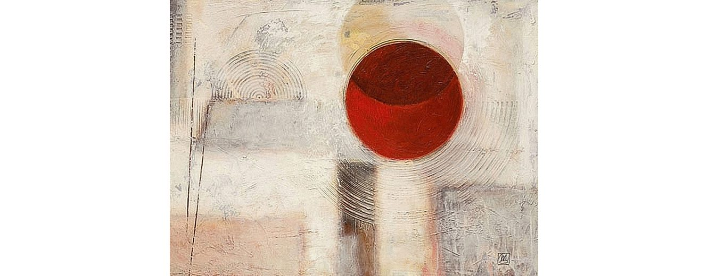 Home Affaire Bild Kunstdruck »Abstract I«, 80/60 cm
