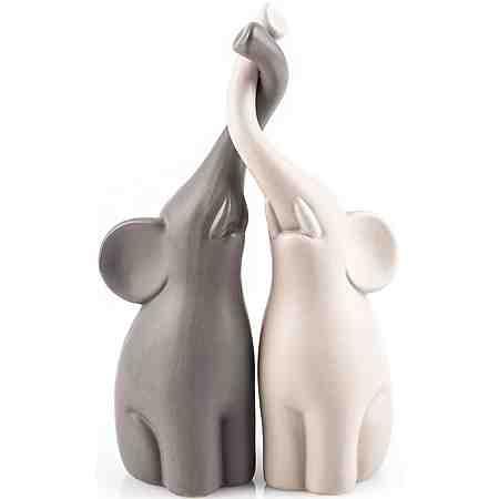 Home affaire Dekofigur »Elefant In Love«