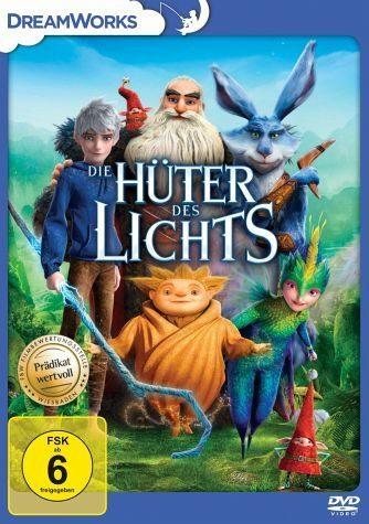 DVD »Die Hüter des Lichts«