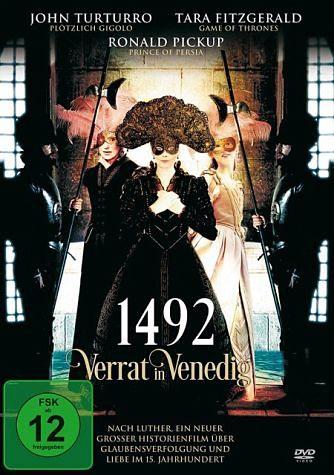 DVD »1492 - Verrat in Venedig«