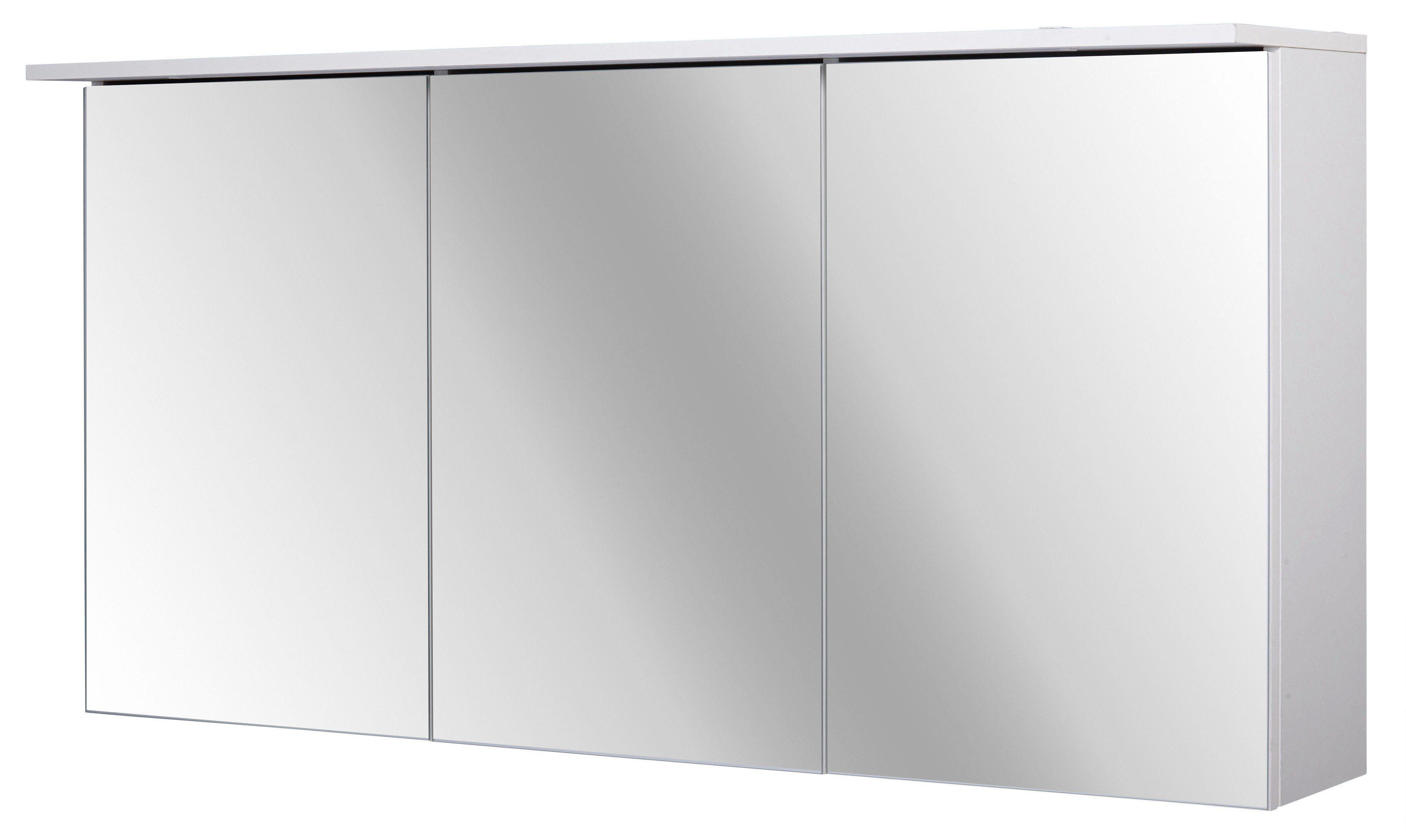 Kesper Spiegelschrank »Flex« Breite 120 cm, mit LED-Beleuchtung