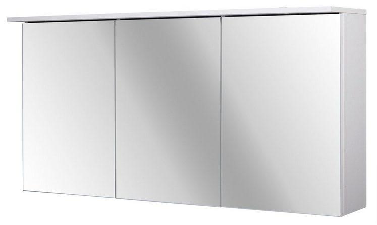 kesper spiegelschrank flex breite 120 cm mit led beleuchtung online kaufen otto. Black Bedroom Furniture Sets. Home Design Ideas