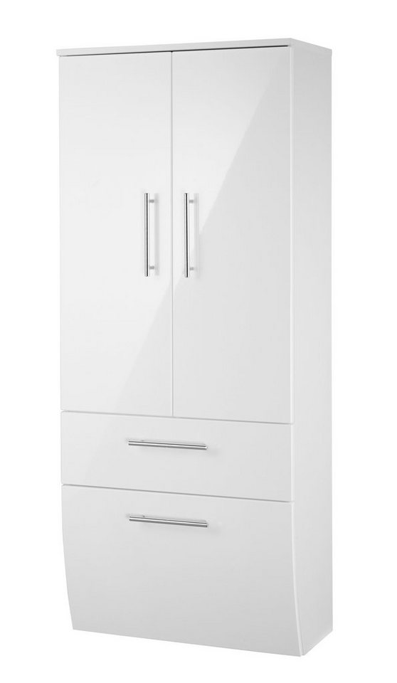 Kesper Midischrank »Toskana«, Breite 60 cm in weiß