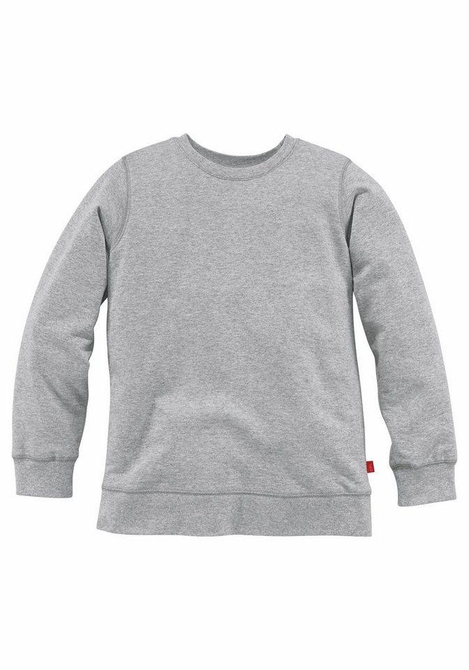 CFL Sweatshirt in grau-meliert