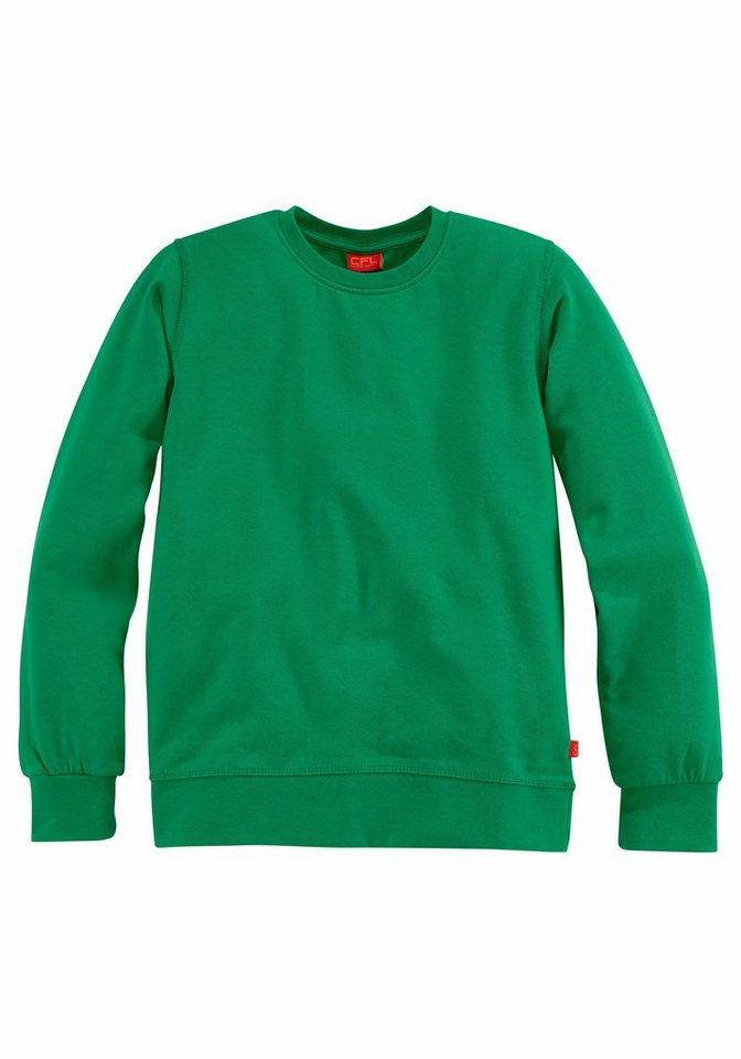 CFL Sweatshirt, für Jungen in Grün