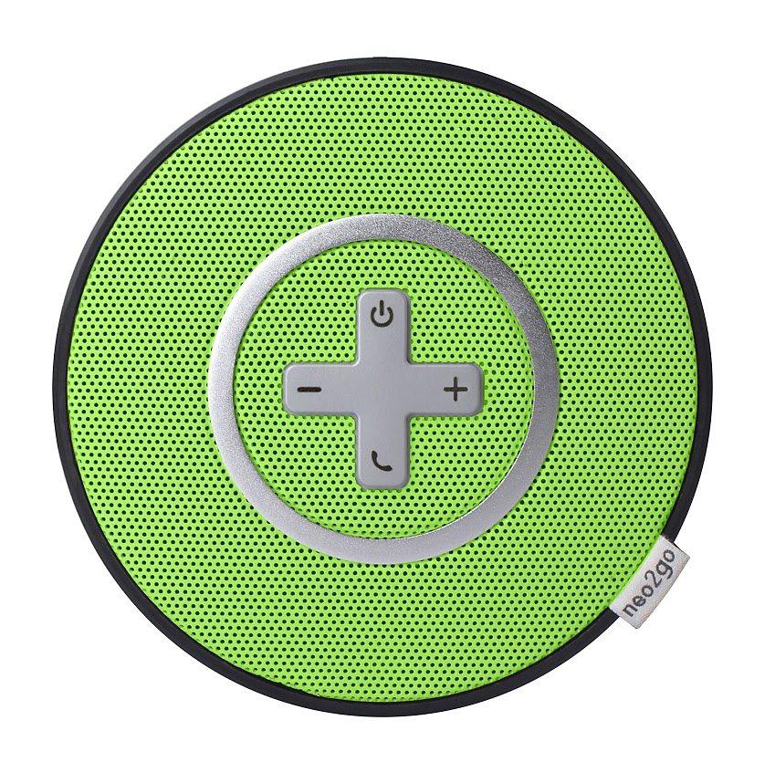 neo Bluetooth Lautsprecher mit NFC »NEO2GO G2« in grün