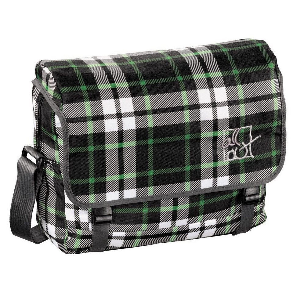 All Out Schultertasche Barnsley, Forest Check