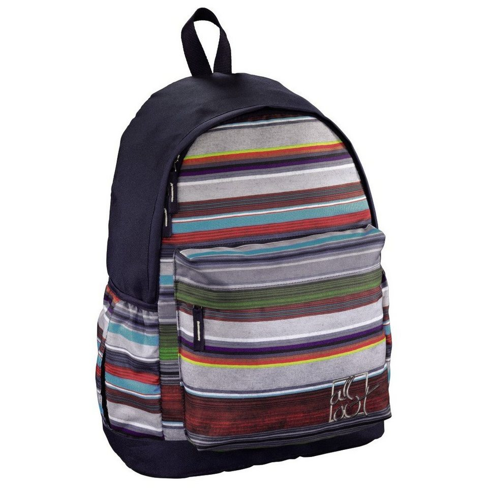 All Out Rucksack Luton, Waterfall Stripes