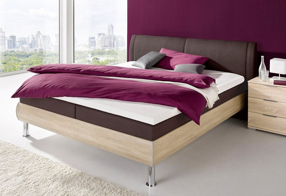 matraflex boxspringbett in futonbett optik kaufen otto. Black Bedroom Furniture Sets. Home Design Ideas