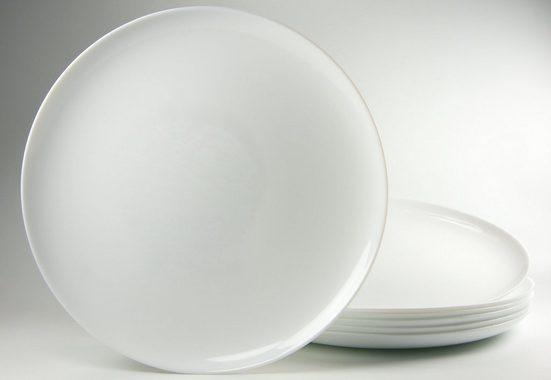 Luminarc Pizzateller, (6 Stück), Glas