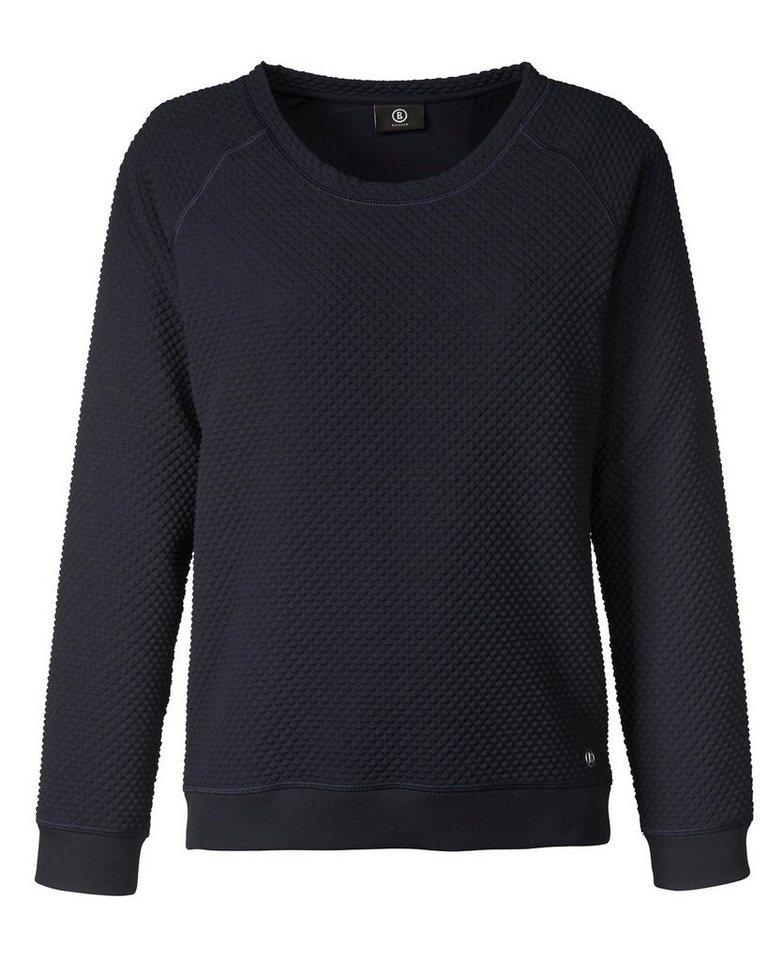 Bogner Sweatshirt Sadie in Marine