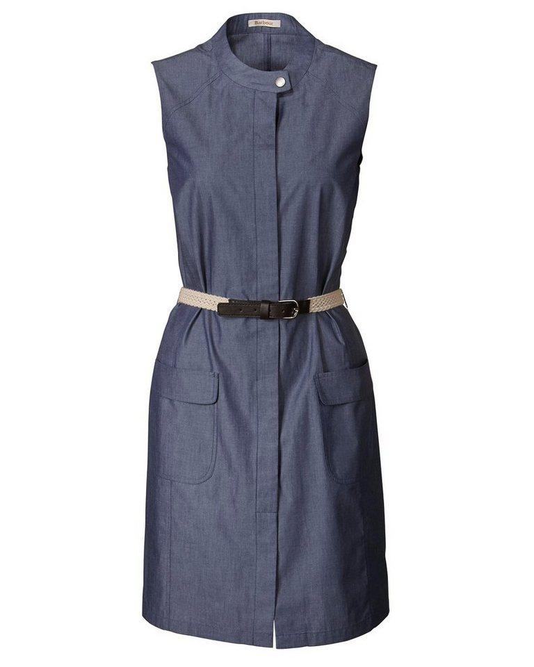 Barbour Kleid Portree Dress in Blau