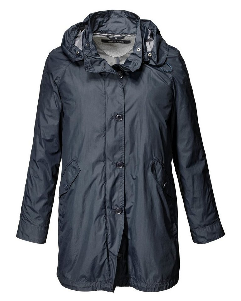 Marc O'Polo leichter Parka in Blau