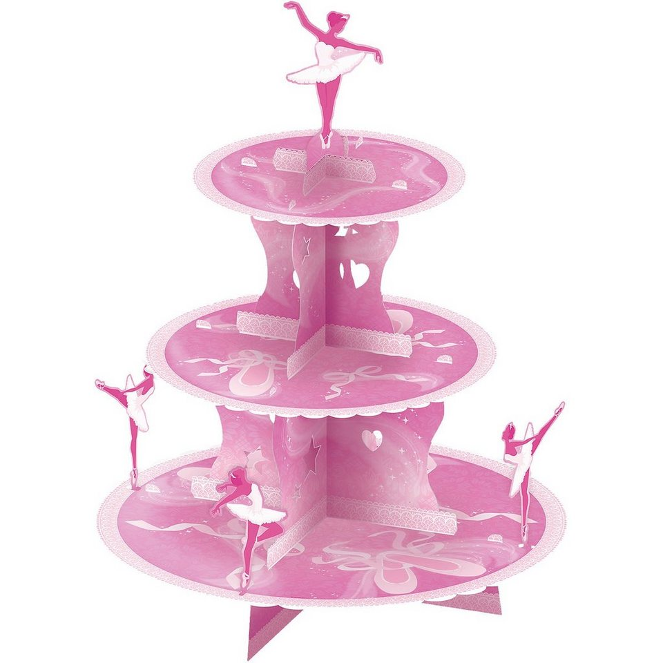 Amscan Muffinetagere Prima Ballerina online kaufen