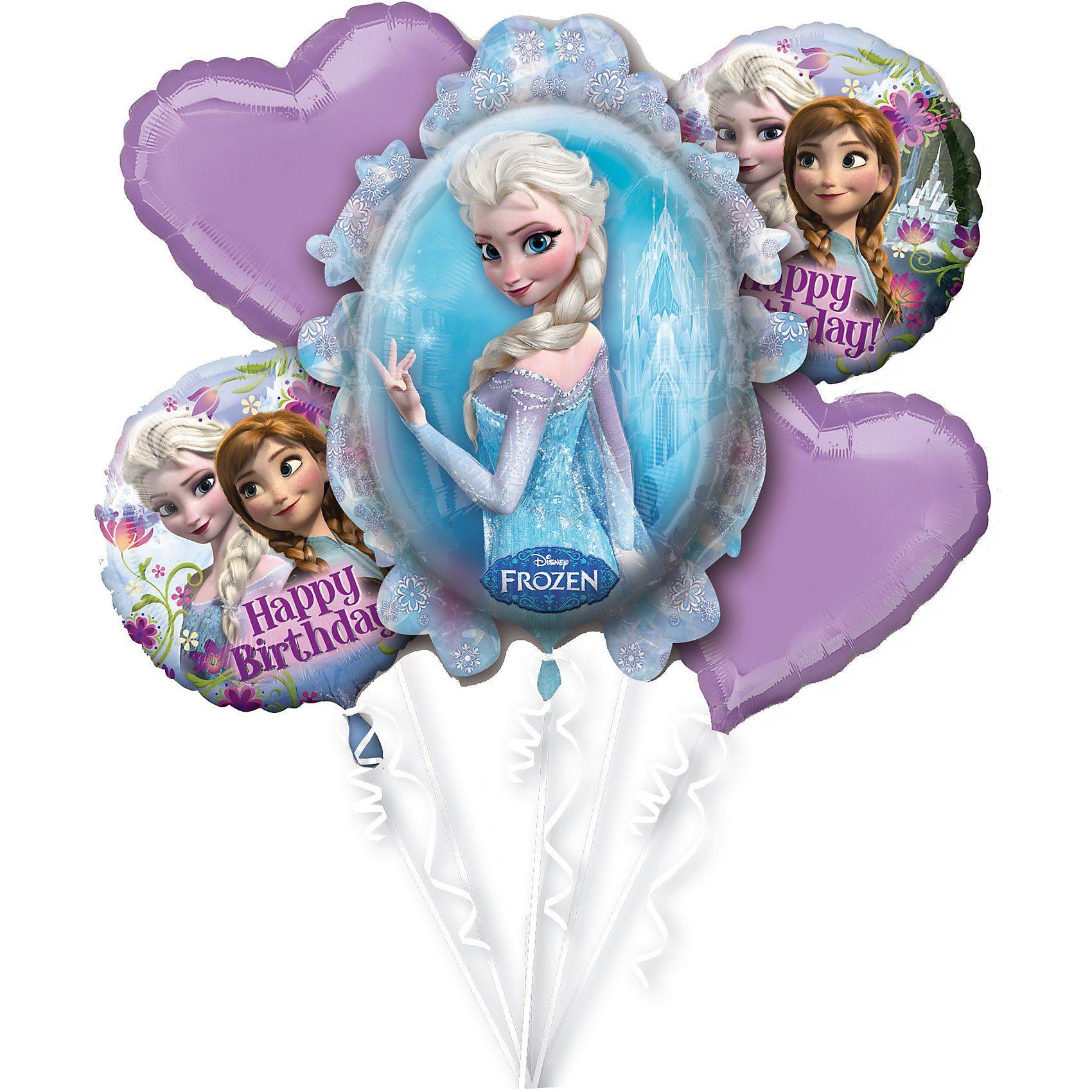 Amscan Bouquet Die Eiskönigin