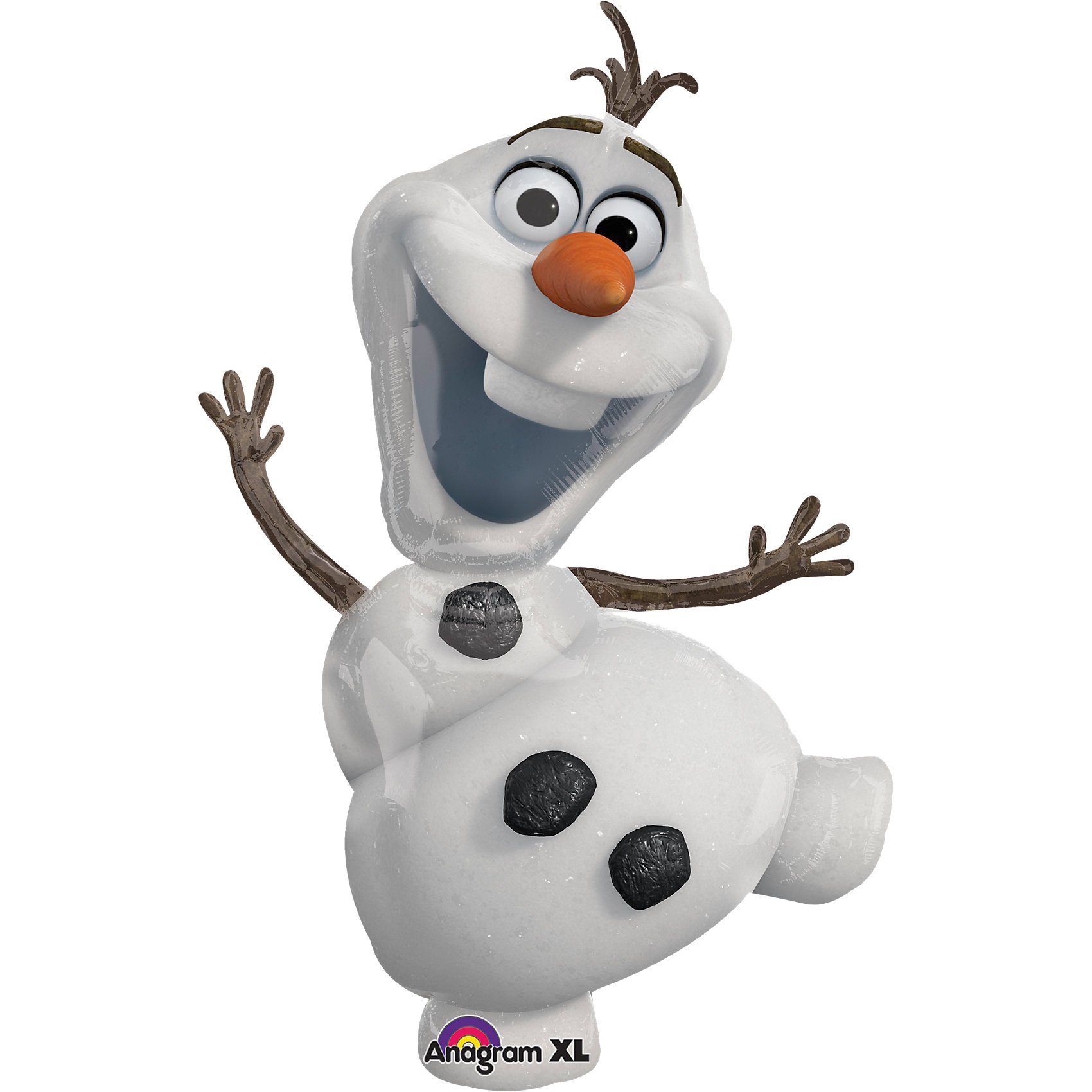 Amscan Folienballon Olaf