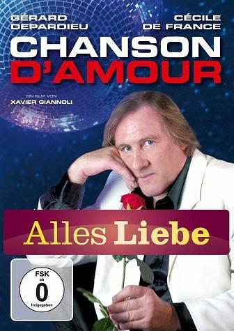 DVD »Chanson d'Amour (Alles Liebe)«