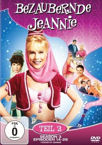 DVD »Bezaubernde Jeannie - Season 3, Vol.2 (2 Discs)«