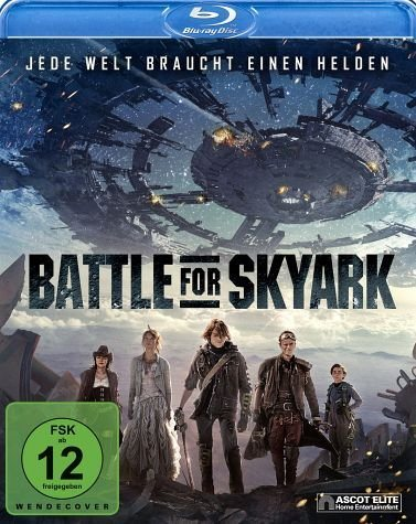 Blu-ray »Battle for SkyArk«
