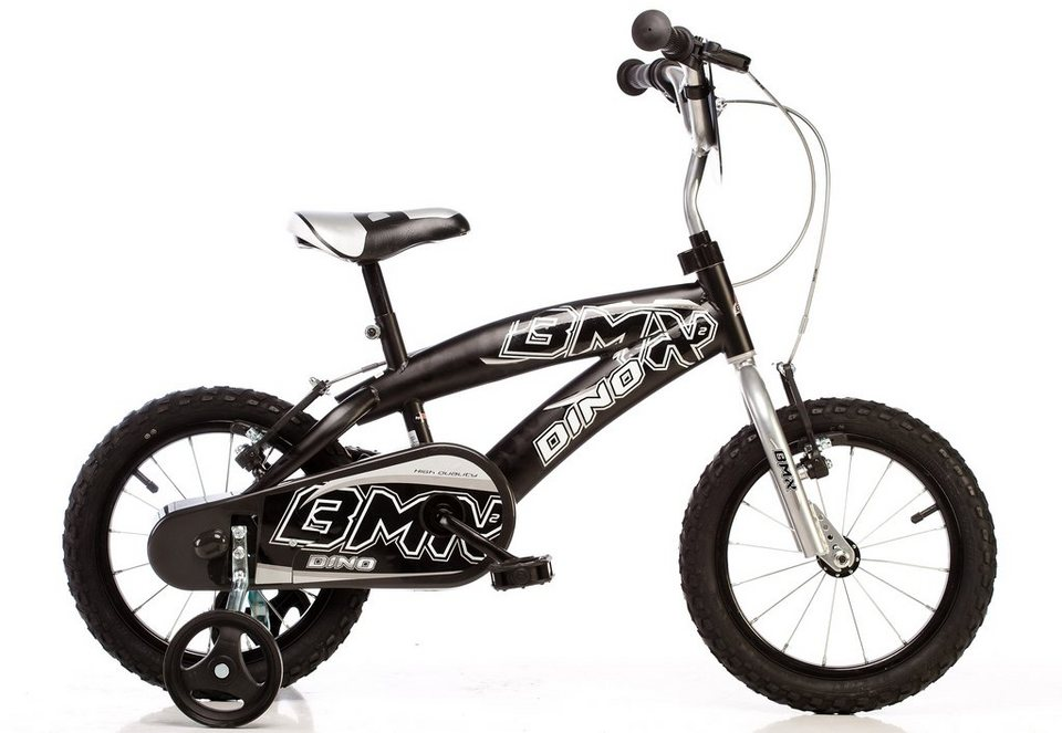 dino kinderfahrrad 14 zoll 1 gang bmx kaufen otto. Black Bedroom Furniture Sets. Home Design Ideas