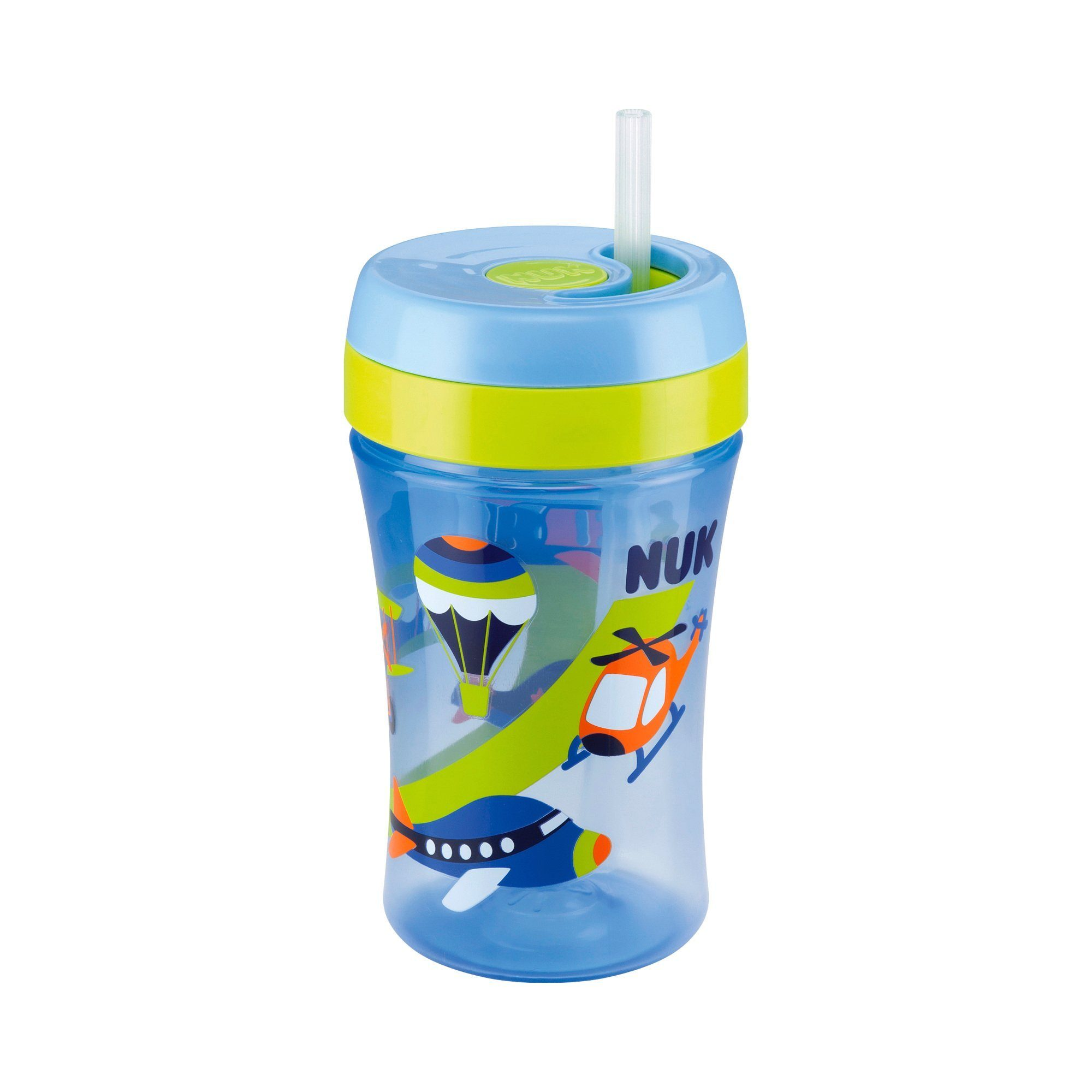 NUK Trinklernbecher Easy Learning 1-2-3 System Cup 3 300ml