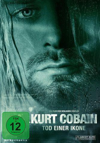 DVD »Kurt Cobain - Tod einer Ikone«