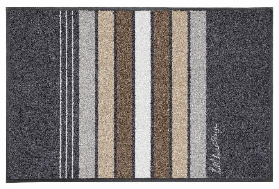 fu matte block stripes salonloewe rechteckig h he 7. Black Bedroom Furniture Sets. Home Design Ideas